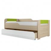 Кровать 2-х уровневая Стиль 900.1 (с осн.)