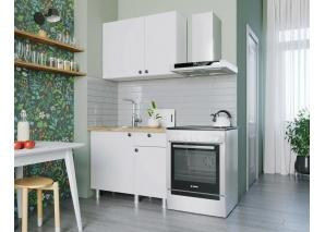 Кухня Деми 100 (белый)