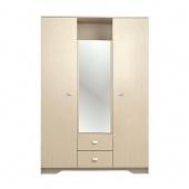 Шкаф трёхдверный Алисия