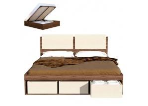 Двуспальная кровать Арт-Сити