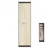 Шкаф для одежды Шейла дуб белёный